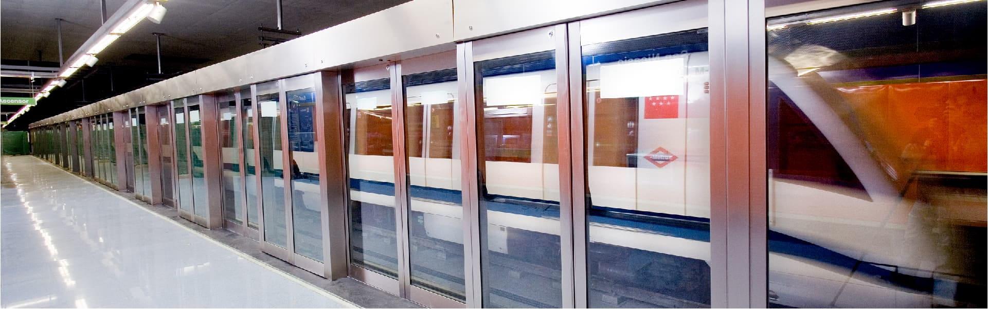 Portes pour le secteur des transports